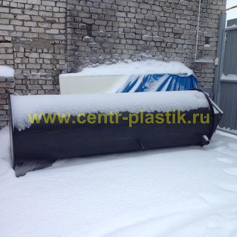 Комплектная Мини канализационная насосная станция Germes-Plast KNS-Mini