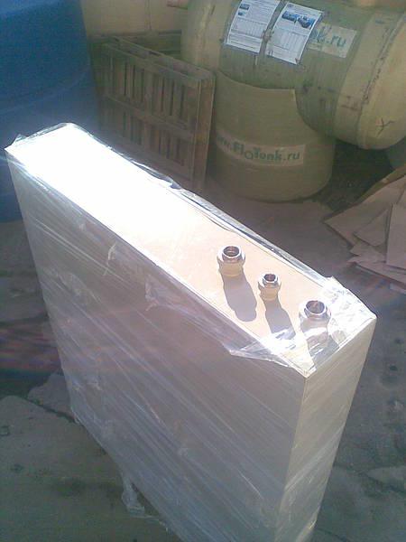 Фото №1. Топливный бак объемом 0,75 м³. (вид сверху)