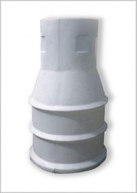 Пластиковый дренажный колодец (КДН)
