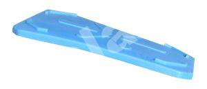 Крышка для пластиковых контейнеров объемом 500 л (К500)