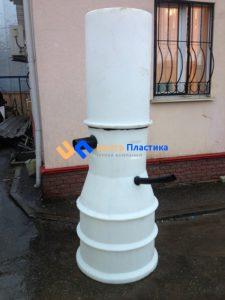 Мини канализационная насосная станция Germes-Plast KNS-Mini ПЭ 0,9/0,6/2,5