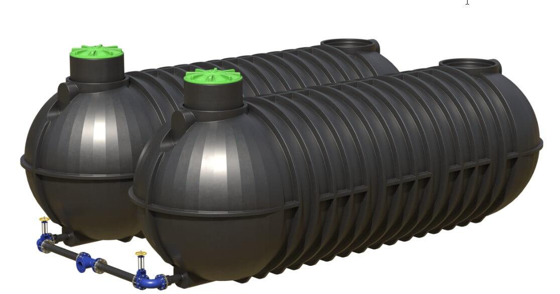 Резервуары для дизтоплива