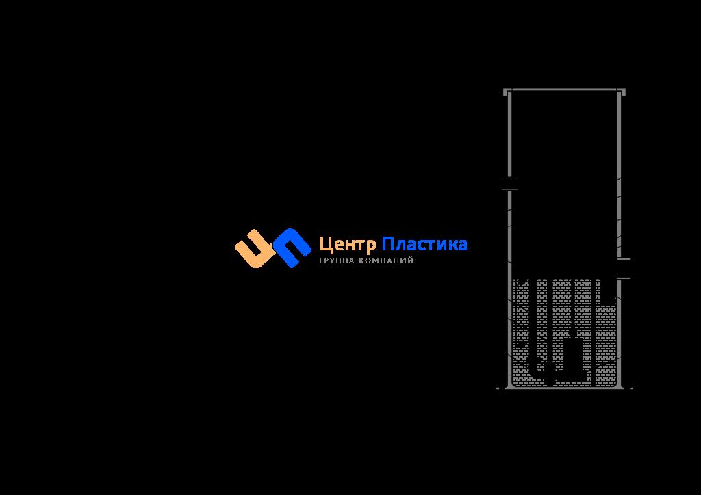 2.5. Схема типовой КНС GERMES-PLAST KNS ПЭ Ø1-1,5 DN 50-65.2008.