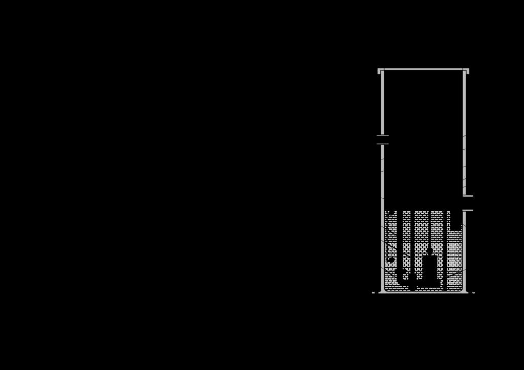 Схема модульной стеклопластиковой КНС