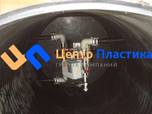 Насосная станция повышения давления, для питьевого водоснабжения крематория, производительностью 5 м³/час напором 20 метров, с внутренней разводкой