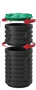 Модули фильтрующих колодцев
