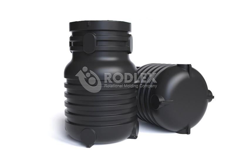 Колодец дренажный пластиковый универсальный Rodlex KDU
