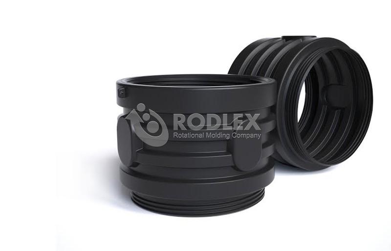 Секция горловины удлиняющая 500 мм Родлекс UN800
