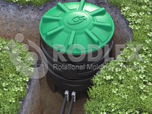 Колодцы связи, колодцы кабельные телефонные RODLEX-KKS